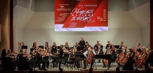 Šiaulių ir Klaipėdos kamerinių orkestrų bendras projektas sulaukė įvertinimų iš užsienio