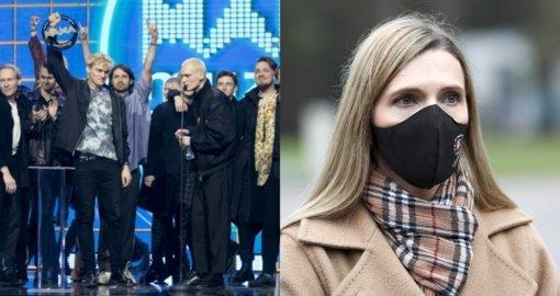 """Agnė Bilotaitė sureagavo į M.A.M.A apdovanojimus: """"Visi, pažeidę karantino režimo reikalavimus, turės prisiimti atsakomybę"""""""