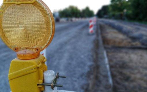 Ruošiamasi naujam kelio Vilnius–Utena tvarkymo etapui