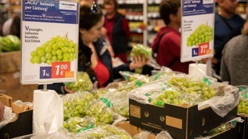 Už nenurodytą nuolaidos dydį pardavėjai sulauks iki 5 tūkst. eurų baudų