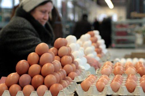 Iš prekybos išimami netinkamai paženklinti kiaušiniai