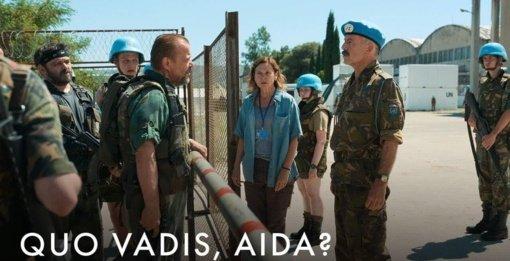 """Kino pavasaris. Filmo apžvalga: """"Que vadis, Aida?"""" (2020)"""