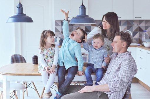 Šeimos kortelė pirmiausia žvelgia ne į verslą, o į žmogų