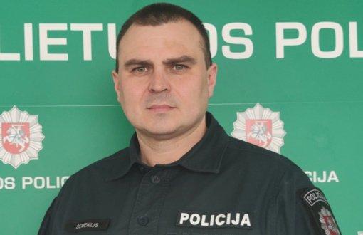 Ignalinos rajono policijos komisariatui vadovaus Donatas Šemeklis