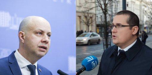 """Skirmantas Malinauskas: Veryga labai įsižeidė dėl """"Vilniaus degtinės"""""""