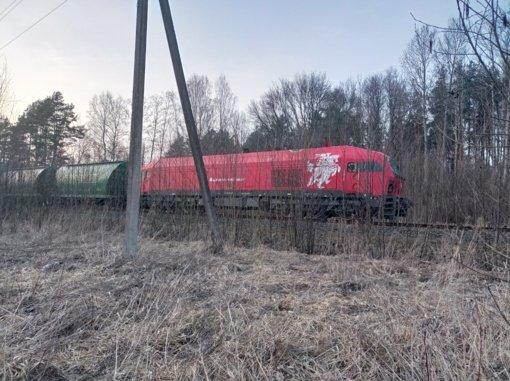 Tragedija Tauragėje –  traukinys mirtinai partrenkė merginą