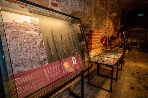 Atnaujinta ekspozicija Vilniaus bastėjoje kviečia susipažinti su ginkluotės raida