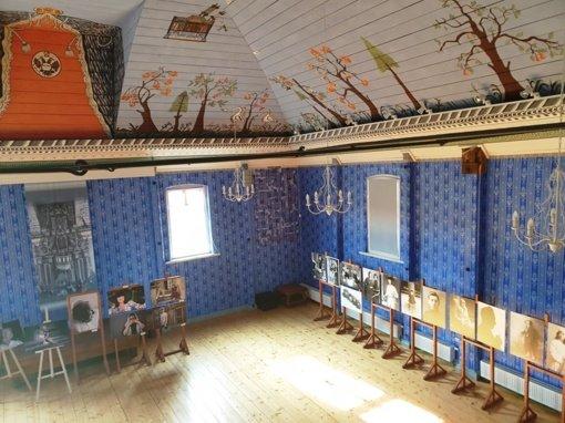 Pakruojo sinagogoje lankytojų laukia fotografijų paroda