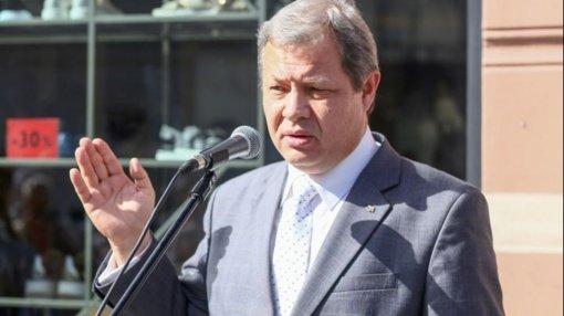 Seimas atleido Genocido centro direktorių A. Jakubauską