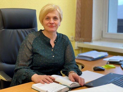 Tauragės rajono savivaldybėje – nauja Socialinės paramos skyriaus vyriausioji specialistė