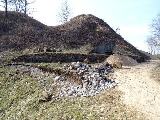 Prasideda Punios piliakalnio tvarkymas su archeologiniais tyrimais