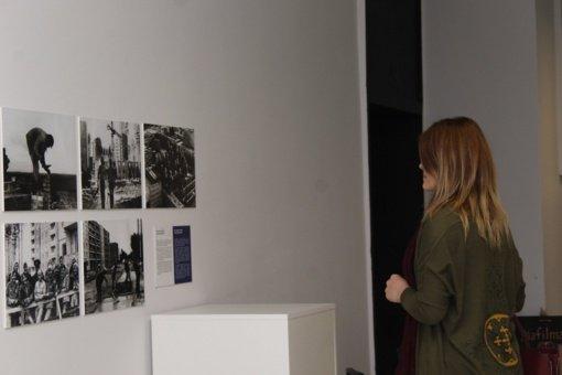 Visagino kultūros centro parodų erdvės atveria duris