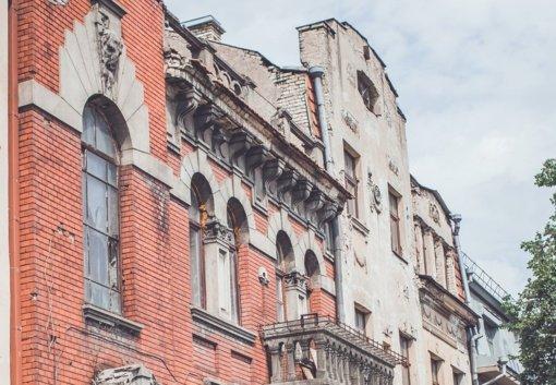 Kražių kolonija Vilniuje paskelbta valstybės saugoma kultūros paveldo vertybe