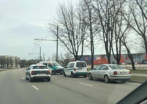 Kaune užfiksuotas dar vienas šventinis sulaikymas