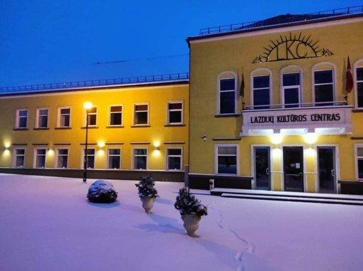 Kultūrinių projektų įgyvendinimui Lazdijų rajone – daugiau kaip 15 tūkst. eurų