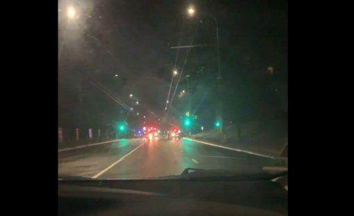 """Girto vairuotojo """"Hyundai"""" Vilniuje užmušė dviratininkę"""