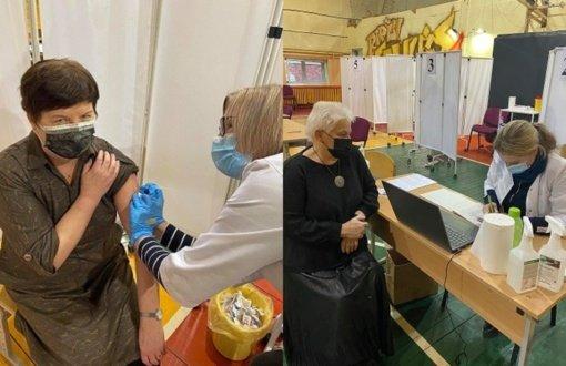 Biržų miesto gyventojai kviečiami pasiskiepyti nuo korornaviruso