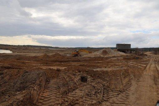 Valstybinės urėdijos vadovas V. Kaubrė: paversti mišką žvyro karjeru – ne geriausia išeitis