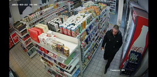 Šiaulių policija prašo pagalbos: gal atpažįstate šį asmenį?