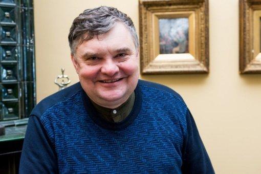 """COVID-19 užsikrėtė Bistrampolio dvaro valdytojas kunigas R. Gudelis: """"Jokių simptomų nejaučiu"""""""