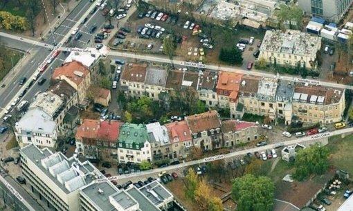 Kražių kolonija Vilniuje – jau saugoma valstybės