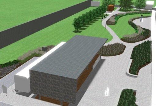 Laisvės alėjoje Radviliškyje baigiama projektuoti nauja erdvė, planuojamos naujos veiklos