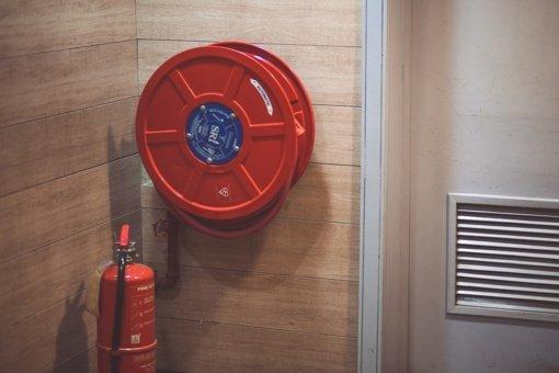 """Raseinių ugniagesiai tęsia akciją """"Gyvenkime saugiai"""""""