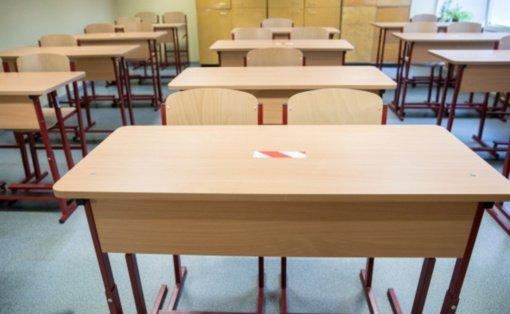 Mokyklose rudeniui siekiama įrengti hibridines klases nuotoliniam ugdymui