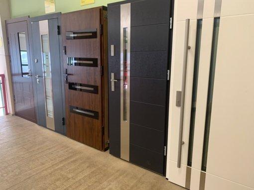Specialistas pataria: kaip išsirinkti saugias ir patikimas išorės duris?