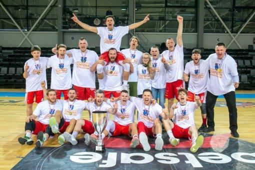 """""""Jurbarkas"""" – """"TOPsport–RKL"""" B diviziono čempionas"""