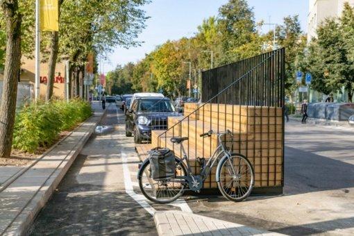 Vilnius skatina darnų judumą – tęsiamas gatvių humanizavimas