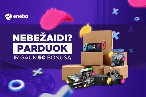 Žaidimų įranga: kurią konsolę verta rinktis?
