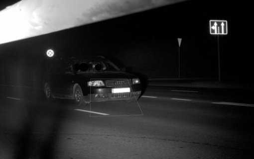 "Kaune užfiksuotas 132 kilometrų per valandą greičiu lėkęs ""Audi"""