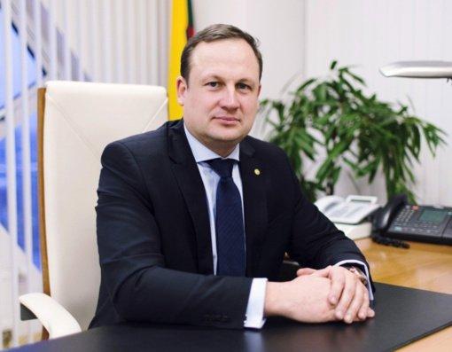 2021 metų Ukmergės rajono Garbės pilietis – teisininkas E. Pašilis