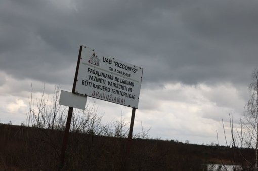 Kauno rajono savivaldybė siūlys nepritarti Pakarklės miške suplanuotam karjerui