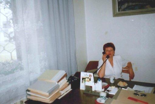 Maltiečių savanorė Aldona Pupelienė apie savo nepamirštamas gyvenimiškas ir savanorystės patirtis