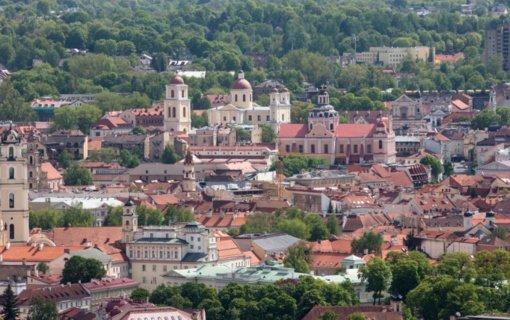 Dėl mobilumo apribojimų pernai Vilniuje oras buvo švaresnis