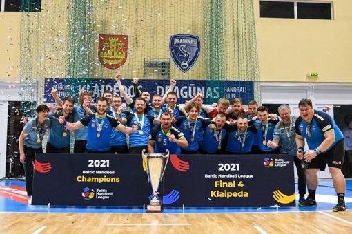 Rankinio Baltijos lygos čempionais tapo trys varėniškiai