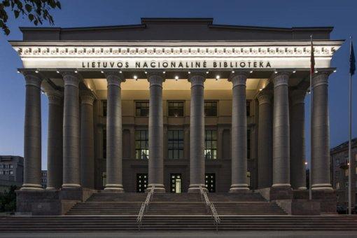 Vilniaus žydų viešoji biblioteka bus perduota Nacionalinei M. Mažvydo bibliotekai
