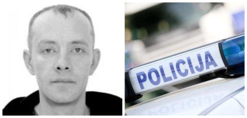 Šiaulių policija ieško be žinios dingusio vyro