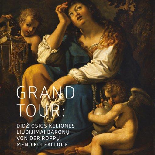 Chaimo Frenkelio viloje – baronų von der Roppų meno kolekcija