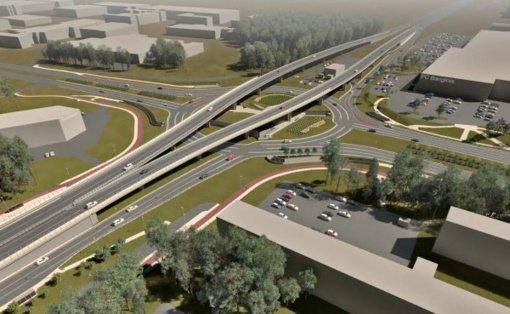 Rekonstrukcijos metu – nuolatinė eismo situacijos analizė