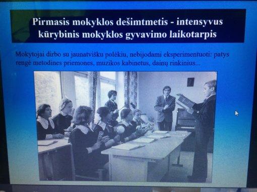 """Šiaulių """"Juventos"""" progimnazijoje – mokyklos pažinimo diena"""