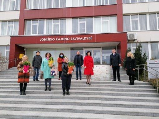 Tarptautinės Kultūros dienos proga – Taikos vėliavos kultūros įstaigų vadovams