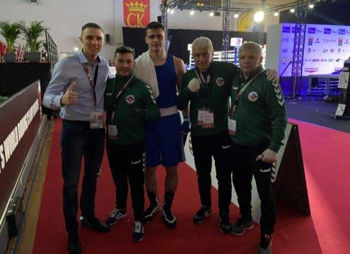Pasaulio jaunimo čempionate antrą pergalę iškovojo Lietuvos boksininkai