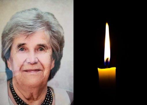 Mirė ilgametė Šilalės pedagogė Marytė Račkauskienė
