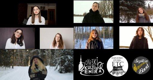 Apdovanoti Joniškio kultūros centro kolektyvai