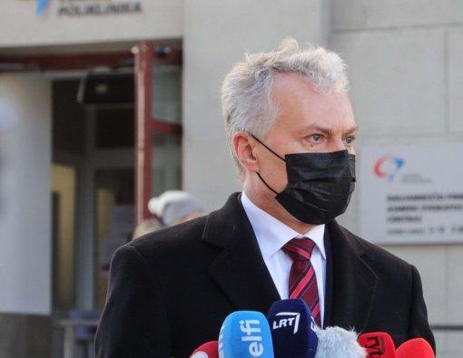 G. Nausėda: Vilniaus valdžiai trūksta politinės valios dėl pamiklo A. Smetonai