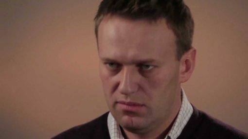"""Kremliaus kritikas A. Navalnas gali patirti širdies smūgį """"bet kurią akimirką"""""""