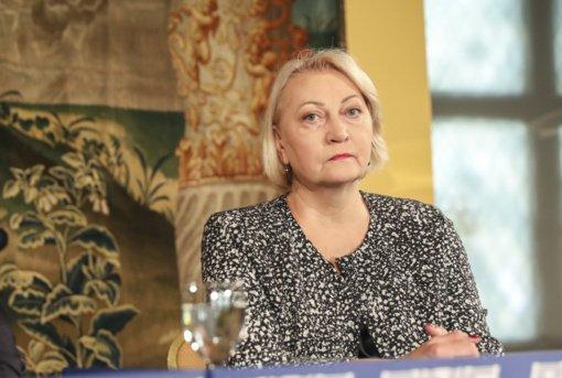 R. Budbergytė kritikuoja I. Šimonytės Vyriausybės planą: nuvalkiotų frazių rinkinys, nekalba apie pagalbą žmonėms